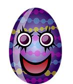 egg on
